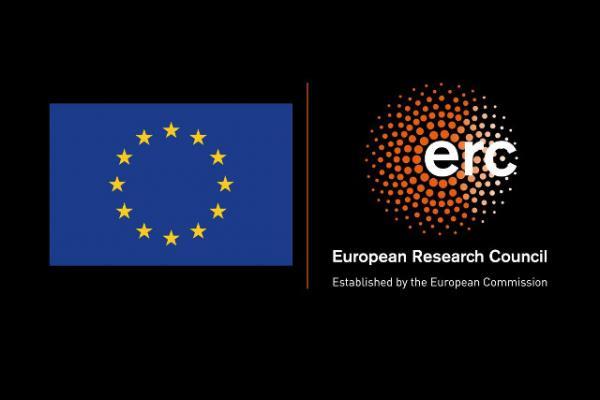 ERC EU flag