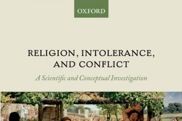 book cover religion intolerance conflict
