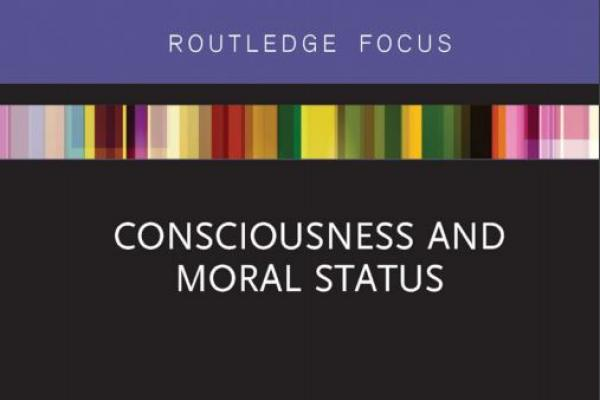 book cover ul consciousness and moral status