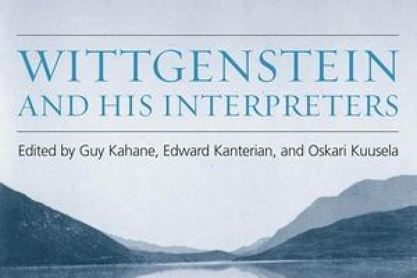 Book cover: Wittgenstein and His Interpreters