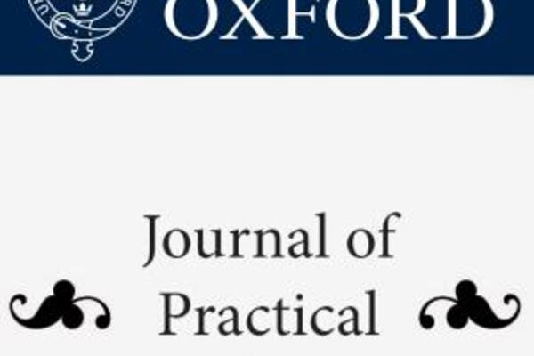 Journal of Practical Ethics podcast logo