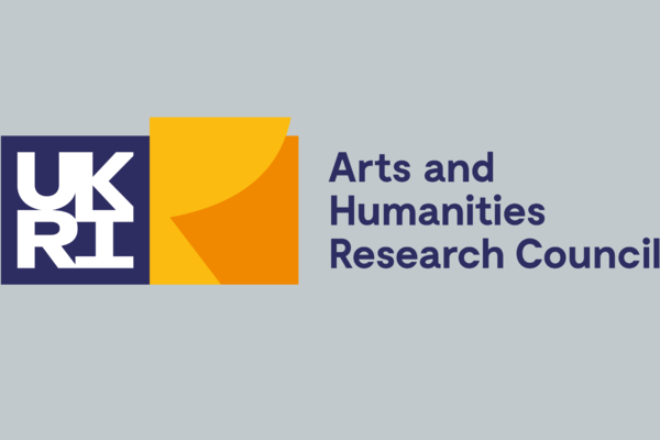UKRI AHRC logo