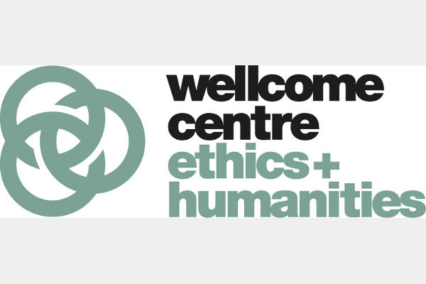 Wellcome Centre for Ethics and Humanities logo