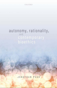 book cover autonomy rationality