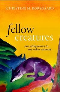 book cover fellow creatures