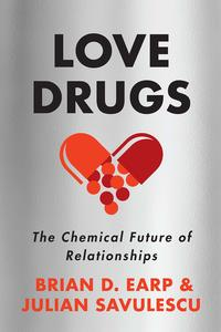 book cover love drugs