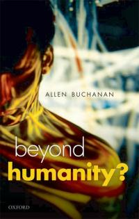 Book cover: Beyond Humanity?
