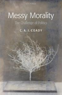 Book cover: Messy Morality