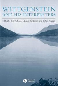 Book cover: Wittgenstein and His Interpreters