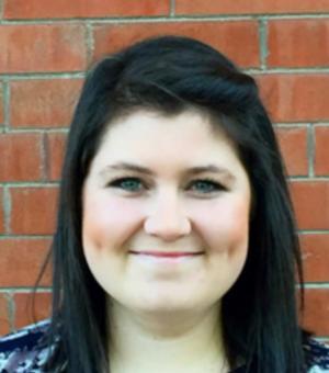Erika Leck MSt Student
