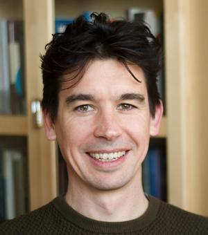 Dr Douglas McConnell