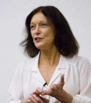 Professor Janet Radcliffe Richards portrait
